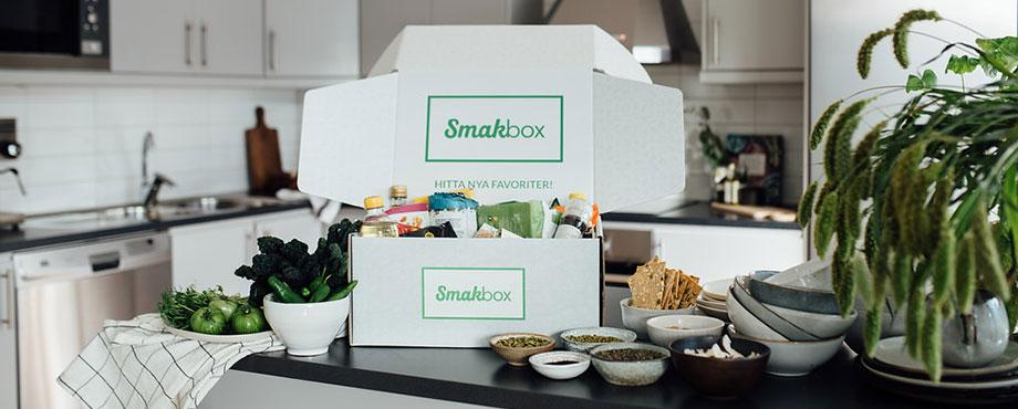 Smakbox - Halvårsprenumeration