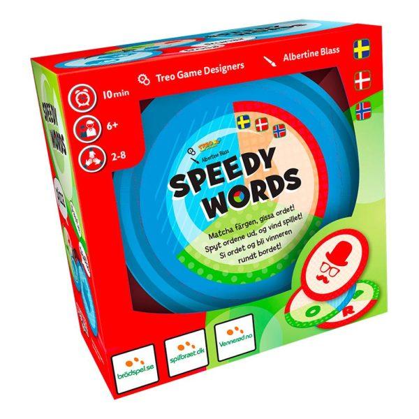 Speedy Words Spel