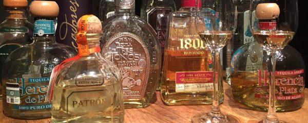 Tequila & Mezcalprovning