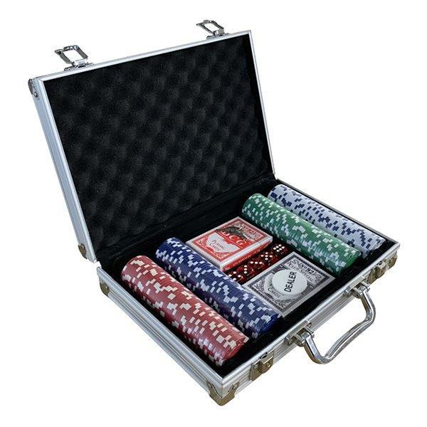Texas Poker Set