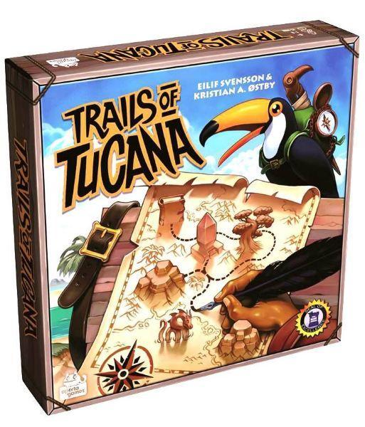 Trails of Tucana (Nordisk)
