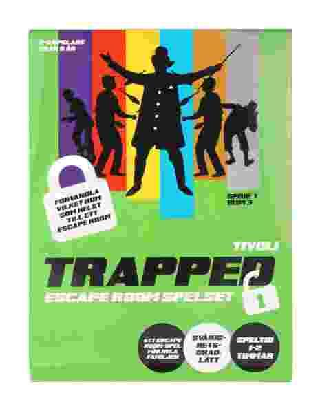 Trapped Rymningsspel Tivoli (Sv)