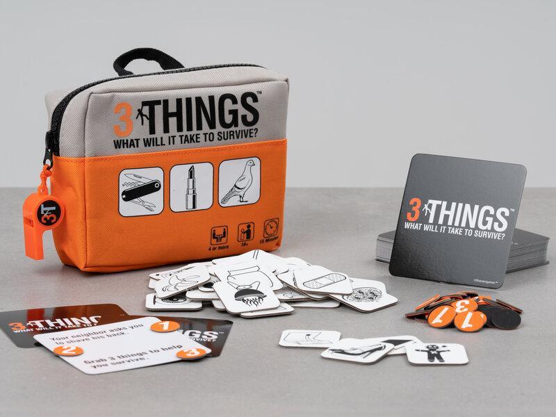 3 Things Spel