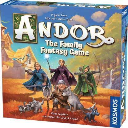 Andor: The Family Fantasy Game (Eng)