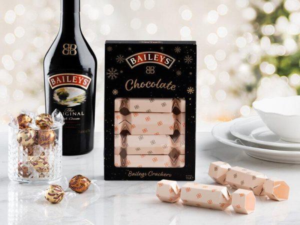 Baileys Christmas Crackers