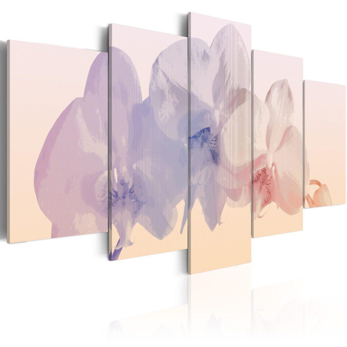 Canvas Tavla - Bräcklig skönhet - 100x50