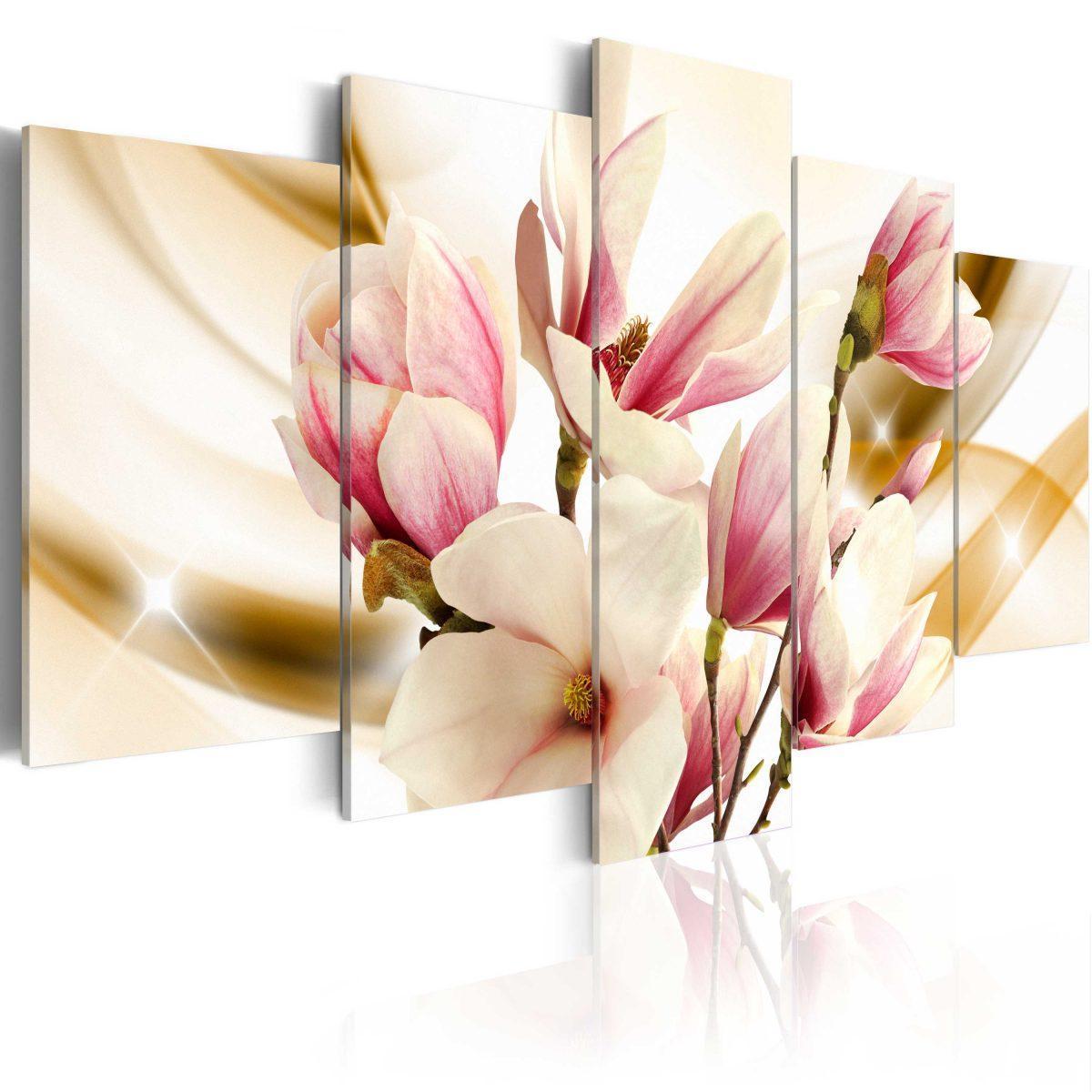Canvas Tavla - Breeze of the Gentleness - 200x100