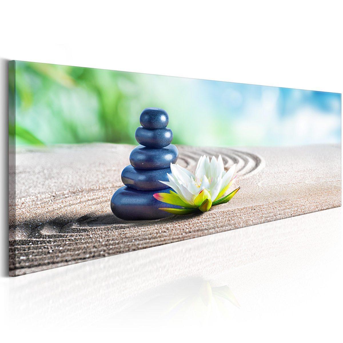 Canvas Tavla - Calm Place - 135x45