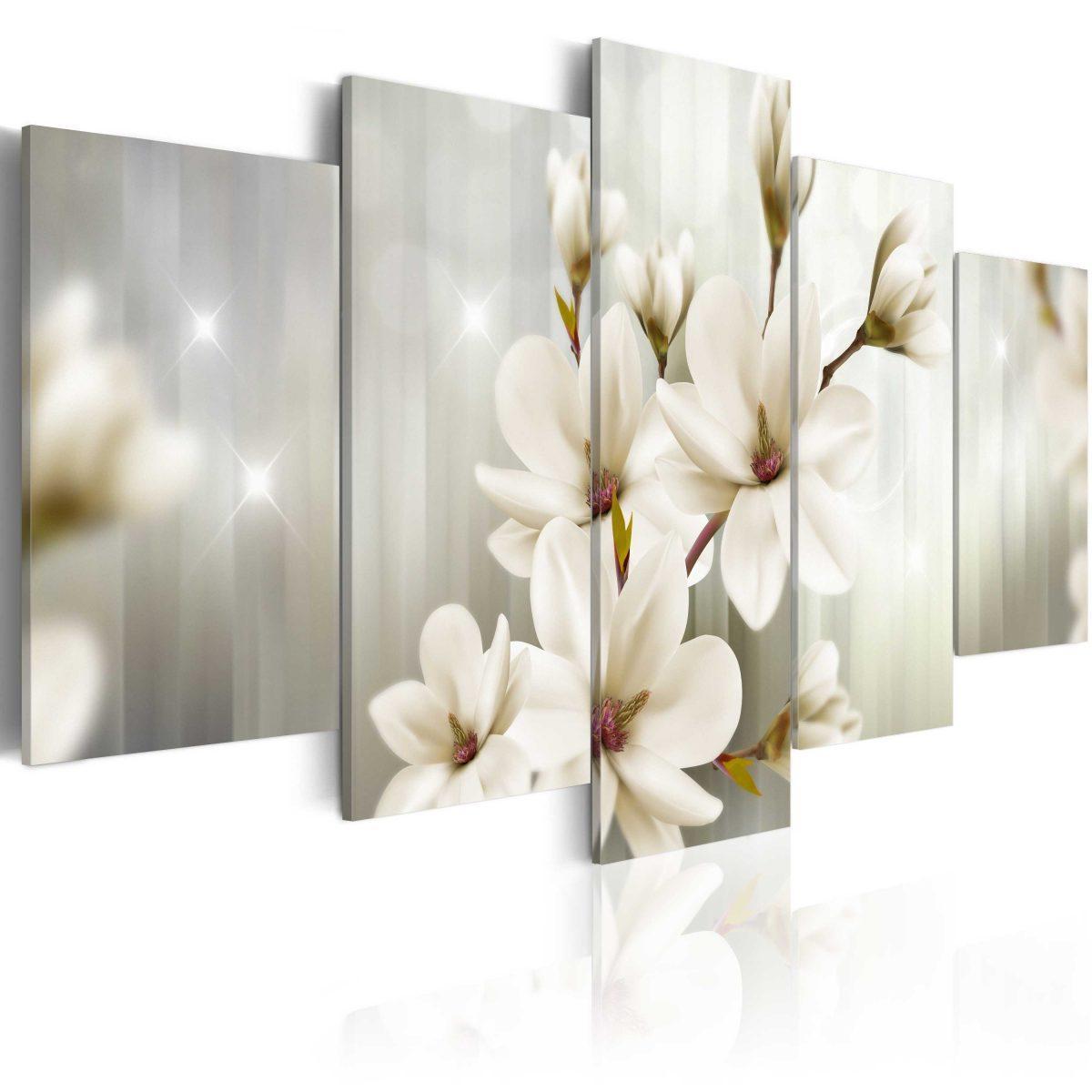 Canvas Tavla - Fairytale Morning - 100x50