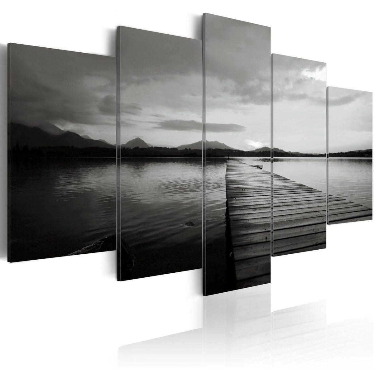 Canvas Tavla - Island of Memories - 200x100