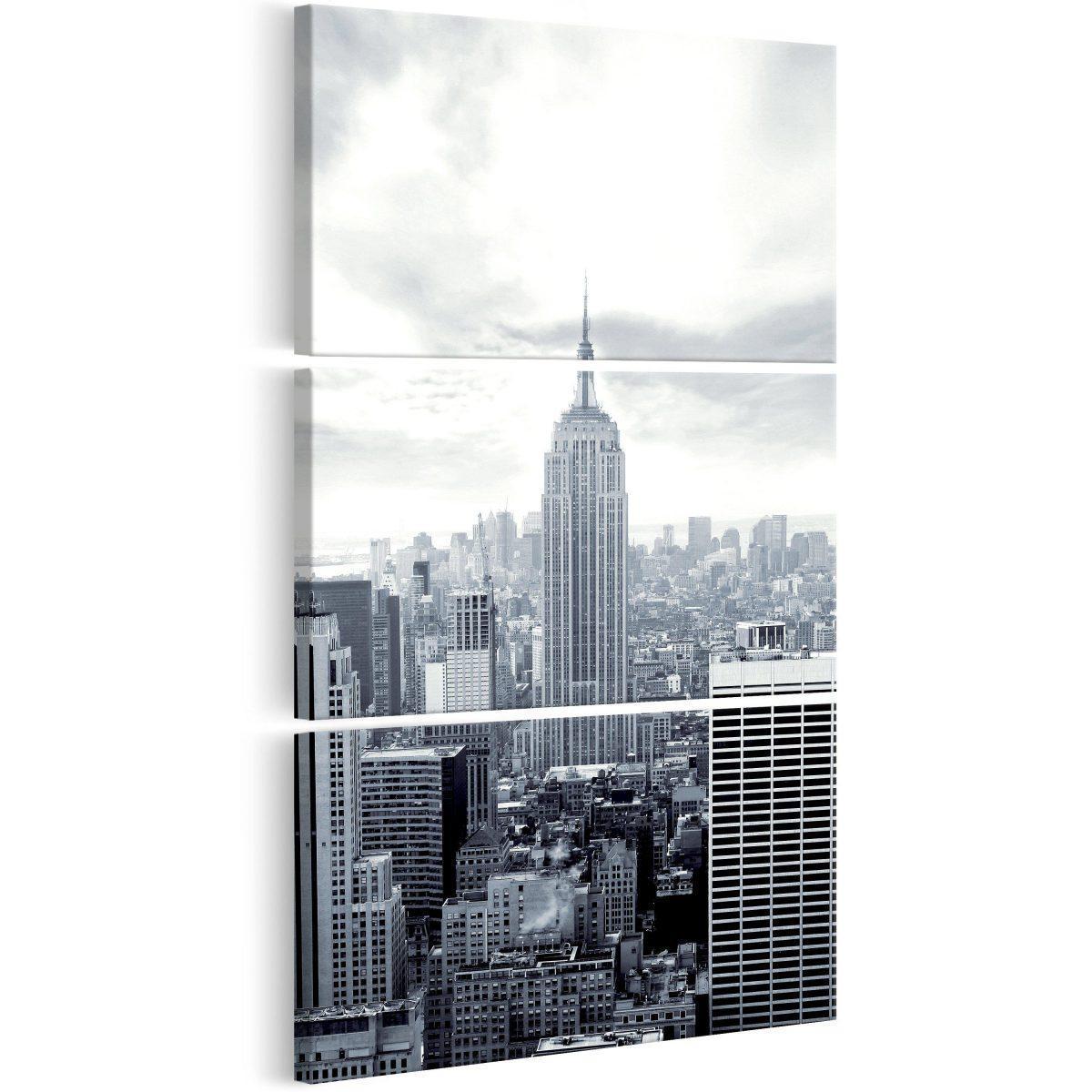 Canvas Tavla - New York: Empire State Building