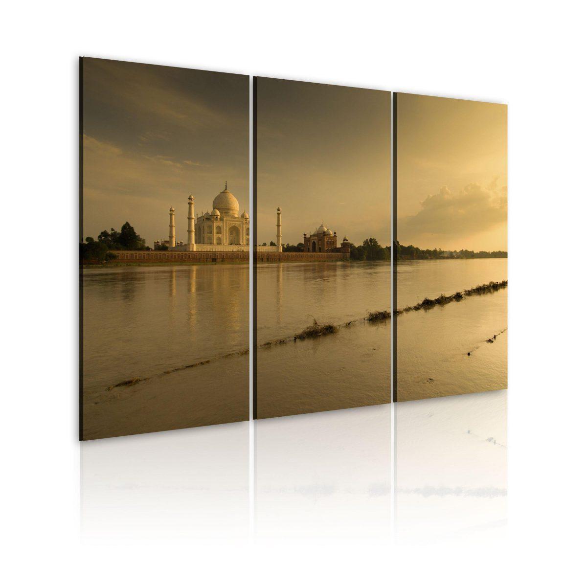 Canvas Tavla - Oriental climate - 120x80