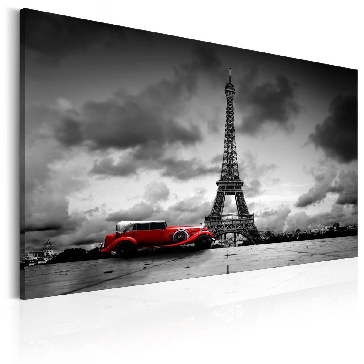 Canvas Tavla - Paris Travels - 120x80