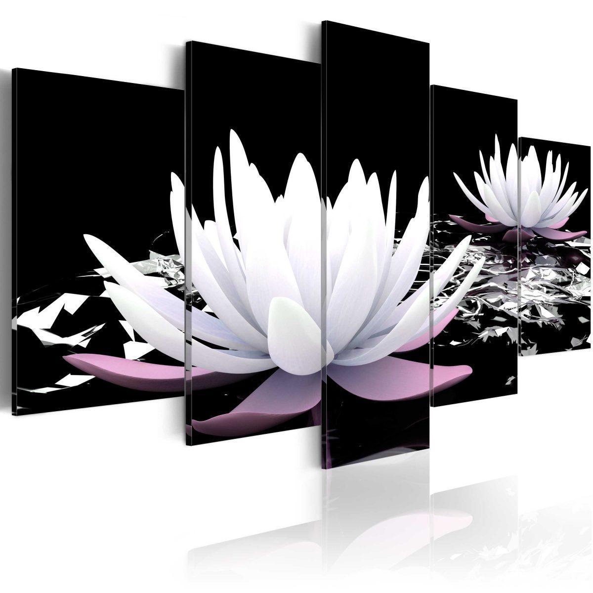 Canvas Tavla - Passing beauty - 200x100