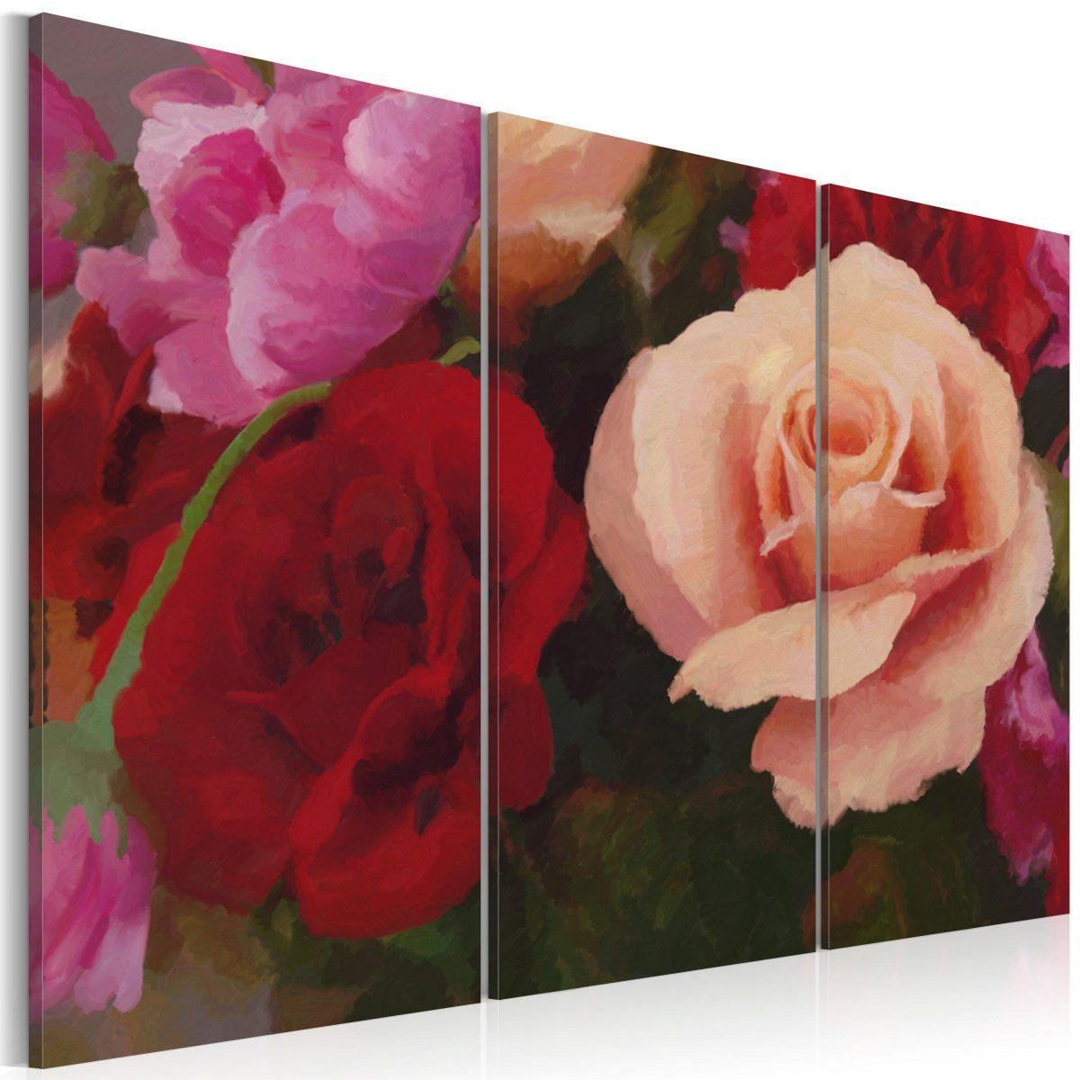 Canvas Tavla - Perfect in every inch - 120x80