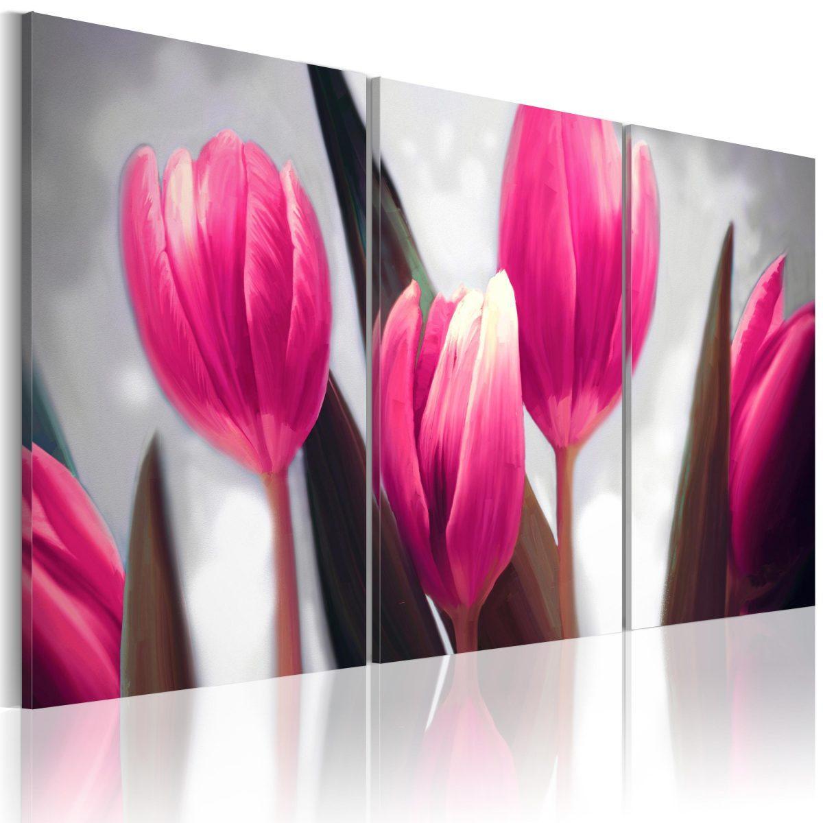 Canvas Tavla - Romantic moments - 60x30
