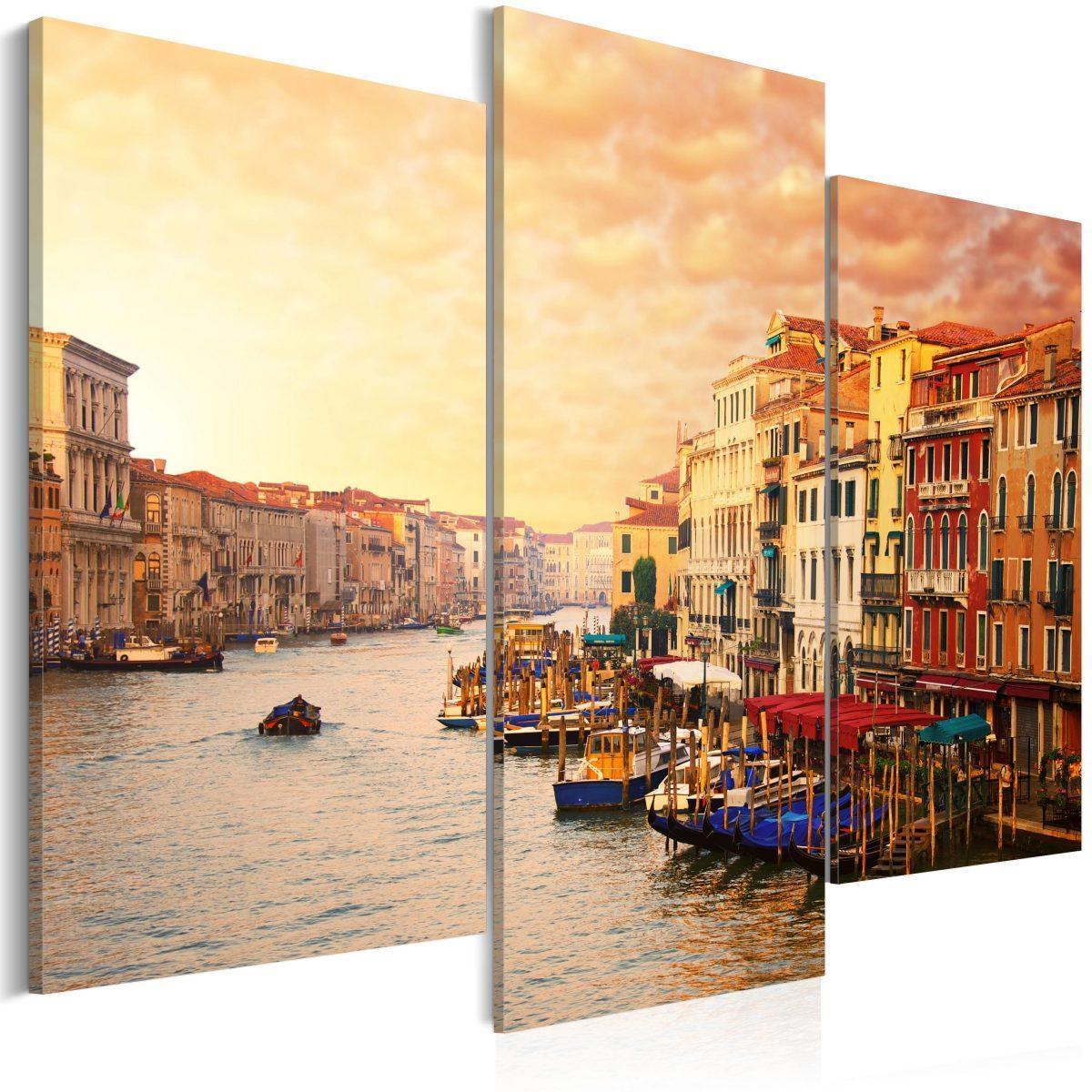 Canvas Tavla - The beauty of Venice - 120x100