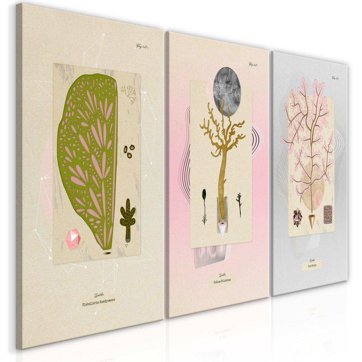 Canvas Tavla - Trees