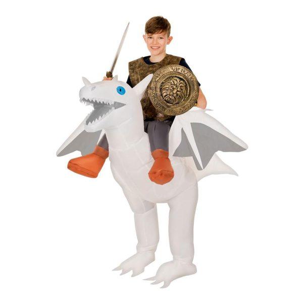 Carry Me Drake Barn Maskeraddräkt - One size