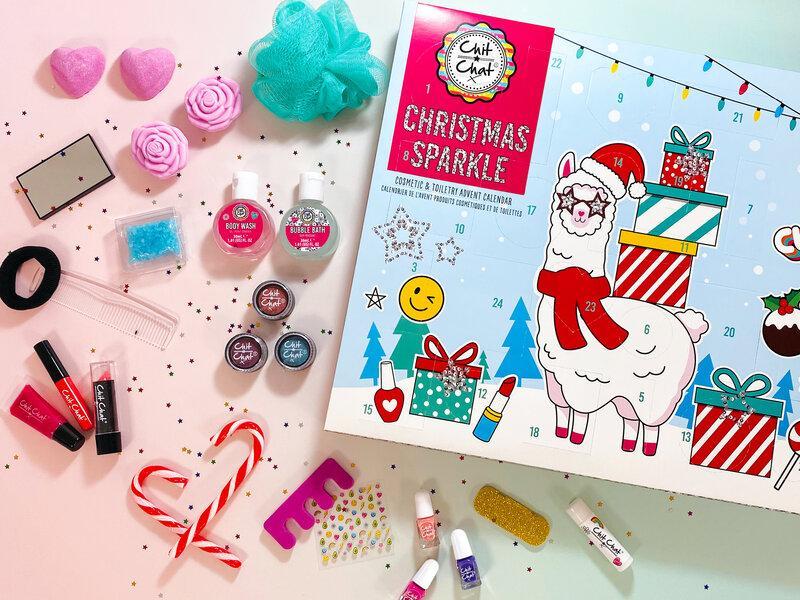 Chit Chat Christmas Sparkle Sminkkalender