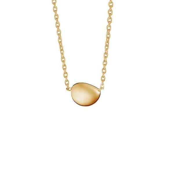 Drakenberg Sjölin Morning Dew Small Necklace Gold