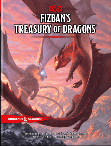 Dungeons & Dragons - Fizban's Treasury of Dragons
