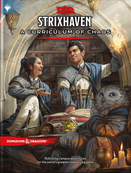 Dungeons & Dragons - Strixhaven: A Curriculum of Chaos