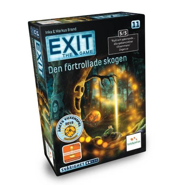 EXIT: Den Förtrollade Skogen (Sv)