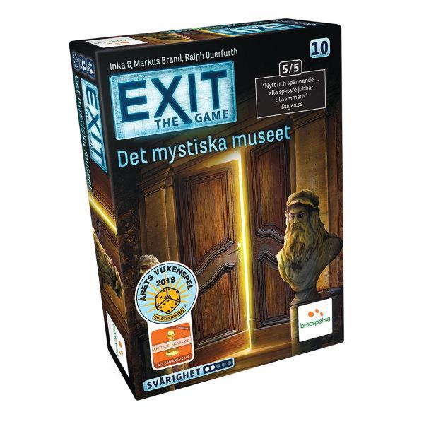 EXIT: Det Mystiska Museet (Sv)