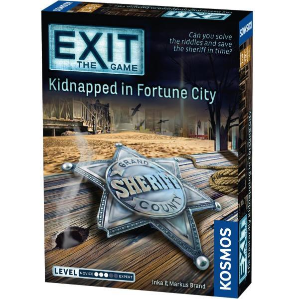 EXIT: Kidnapped in Fortune City (Eng)