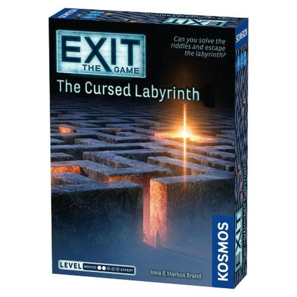 EXIT: The Cursed Labyrinth (Eng)