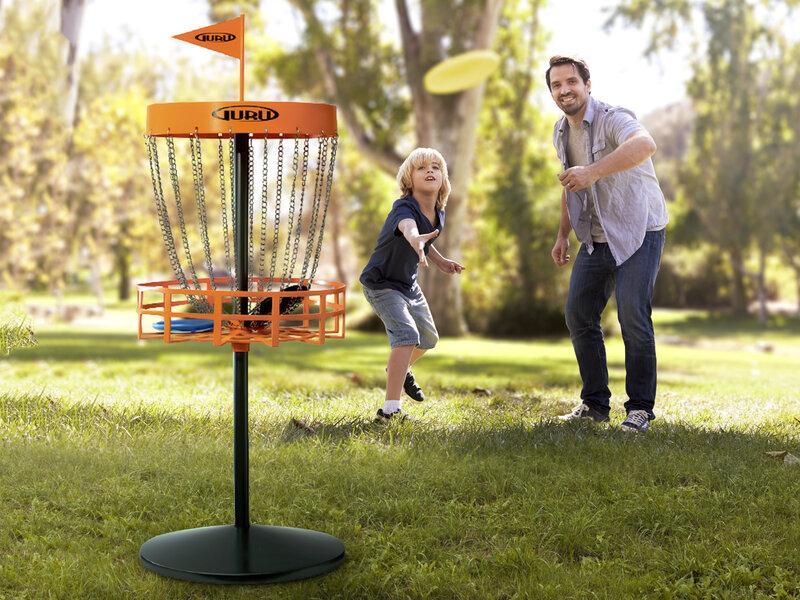 Frisbeegolf-set Mini