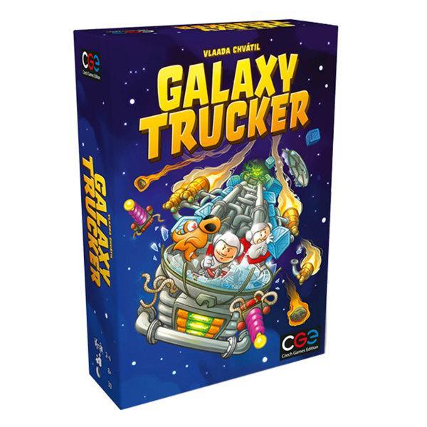 Galaxy Trucker - New Edition 2021 (Eng)