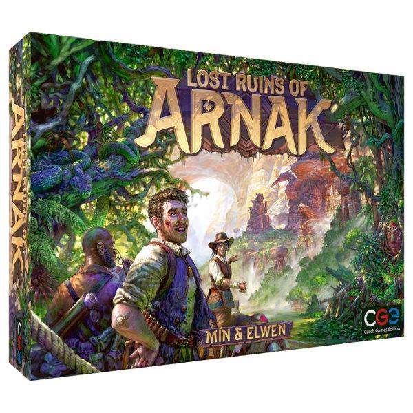Lost Ruins of Arnak (Eng)