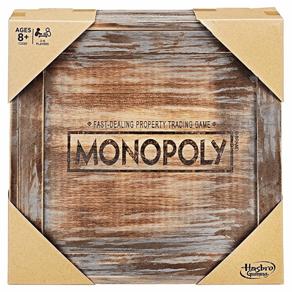 Monopoly: Rustic Series (Eng)