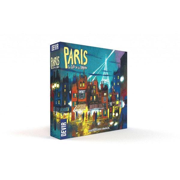 Paris City of Light (Eng)