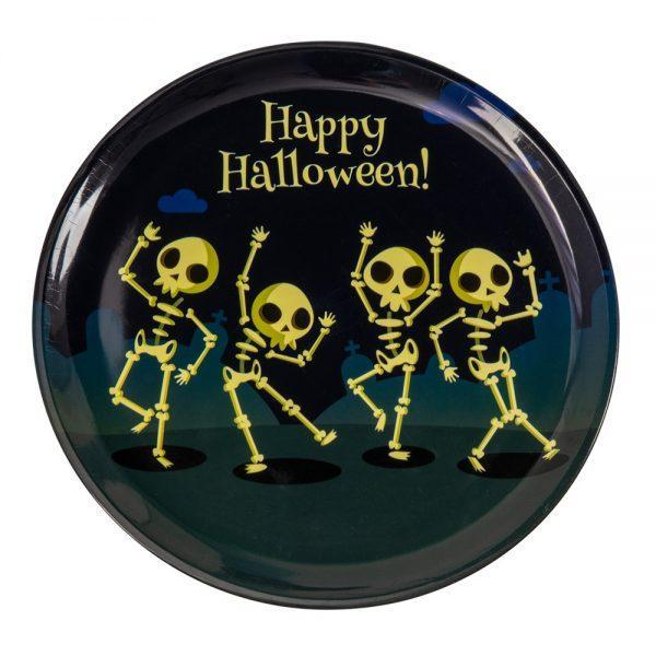Serveringsbricka Happy Halloween