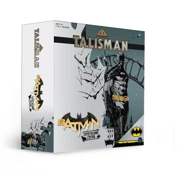 Talisman - Batman Super-Villains Edition (Eng)