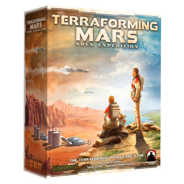 Terraforming Mars: Ares Expedition (Eng)