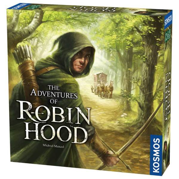 The Adventures of Robin Hood (Eng)
