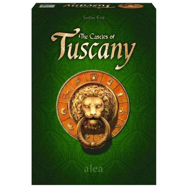The Castles of Tuscany (Eng)