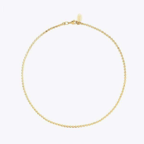 Varumärken Diamond Chain Gold