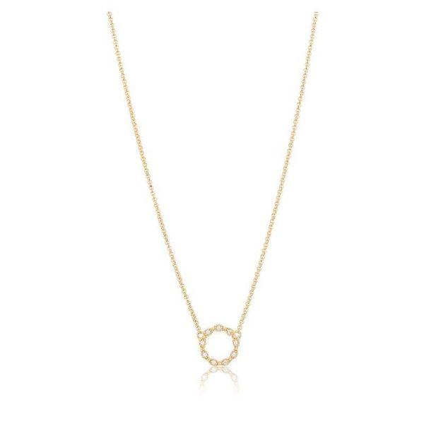 Varumärken Safe and Sound Halsband Guld